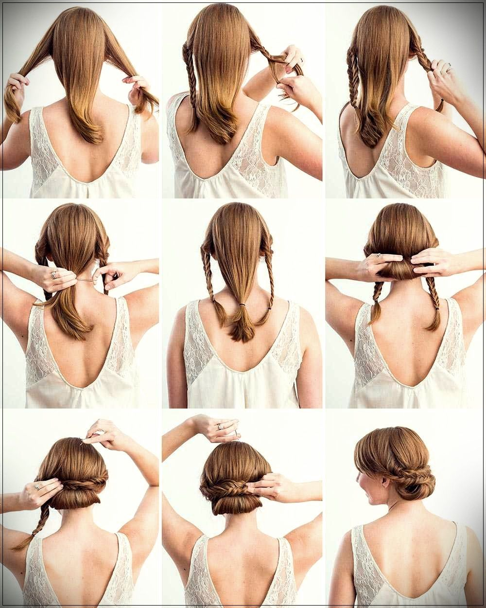 DIY Hairstyles: 12 Tutorials to be done in a short time in 12