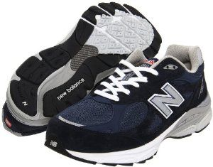 New Balance - Mens 990v3 Stability Running Shoes, Size: 8 4E US, Color