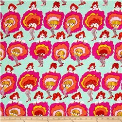 Brandon Mably Spring 2017 You Can Can Pastel Kaffe Fassett