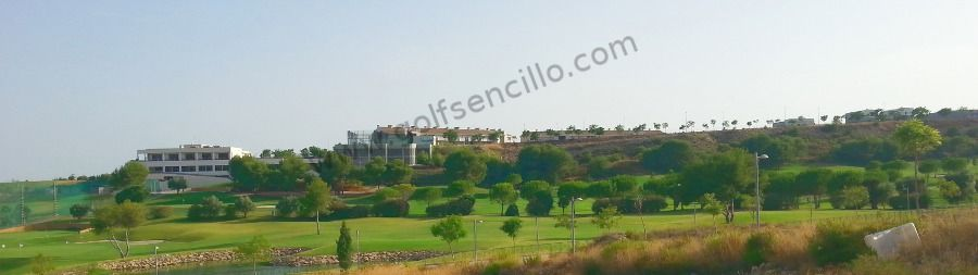 Campo de golf Alenda Golf (Alicante). Más información en: http://www.golfsencillo.com/campos/spain/alicante/alenda-golf