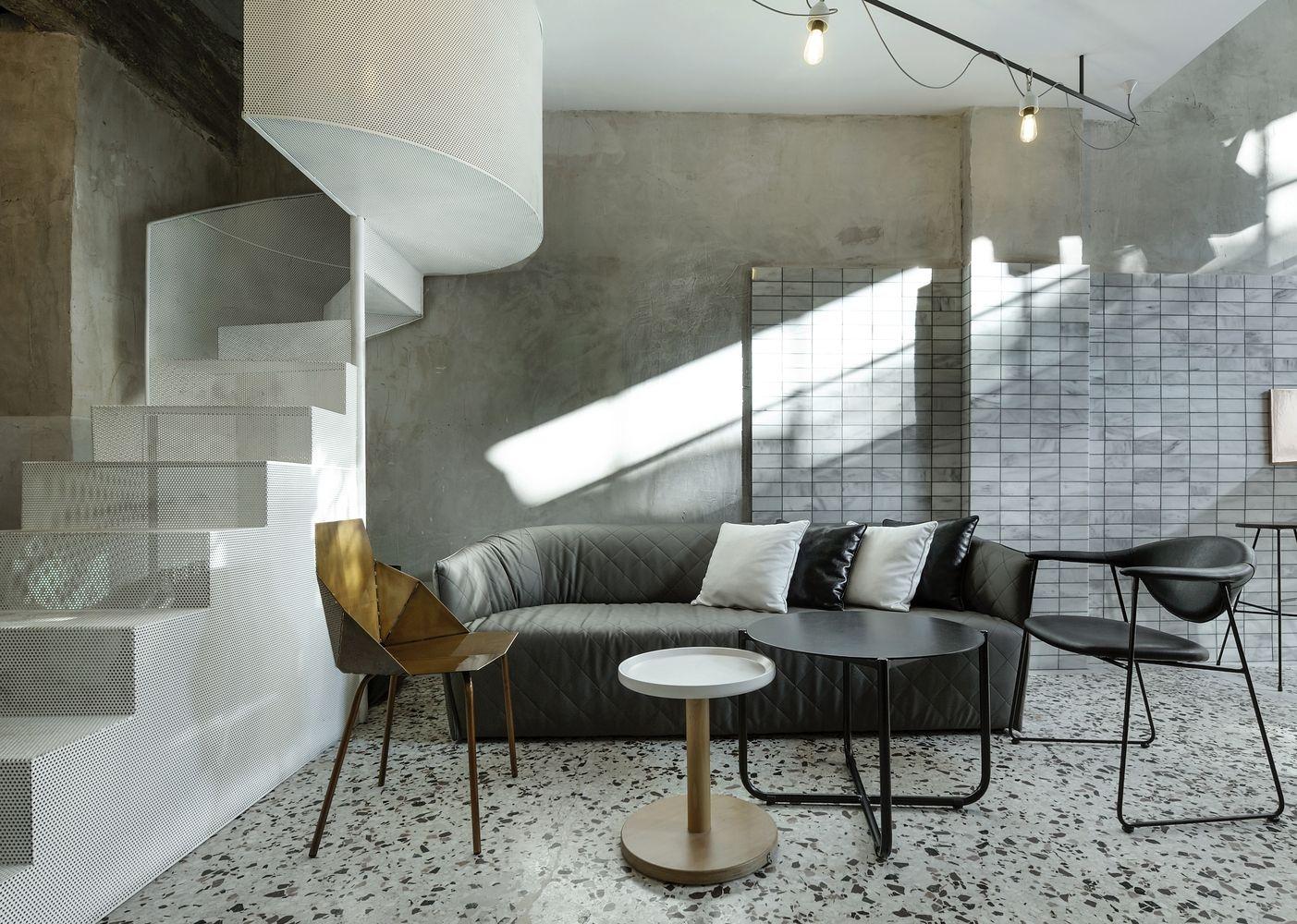 De Cafeter A Black Drop Ark4lab Of Architecture 27 ~ Sillon Relax Galeria Del Coleccionista