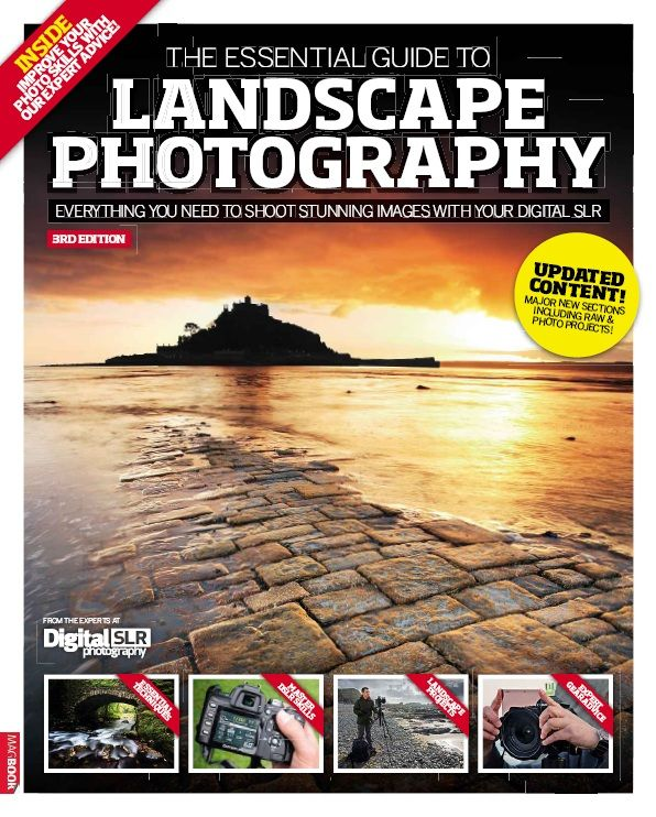 The Essential Guide to Landscape Photography 3 - 2013 (True