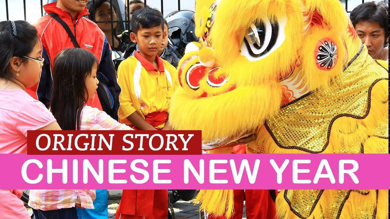 Chinese New Year Nian Story