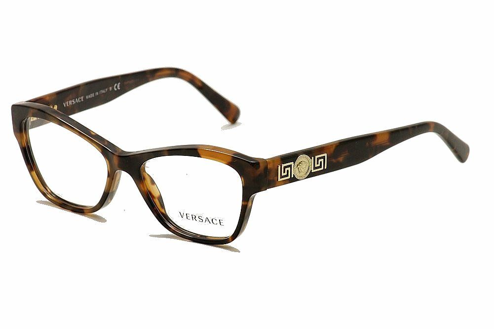 versace eyeglasses frames for women versace womens eyeglasses ve3180 3180 full rim