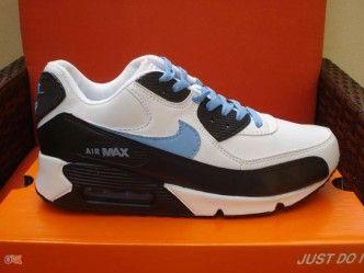 5be4a31bae Fotos-de-Sapatilhas-Nike-Air-Max-90-Branco-azul_439548265_1 | CASA ...