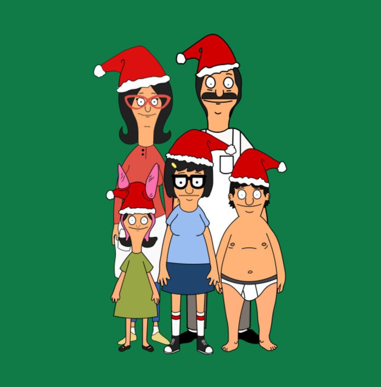 belcher family christmas bobs burgers bobs burgers characters bobs burgers funny bobs burgers