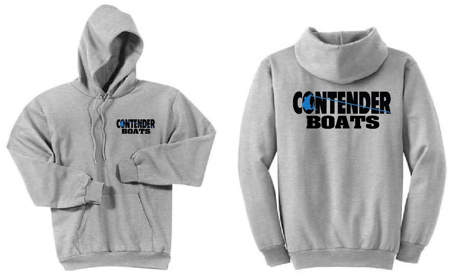 Contender Boats Sweatshirt