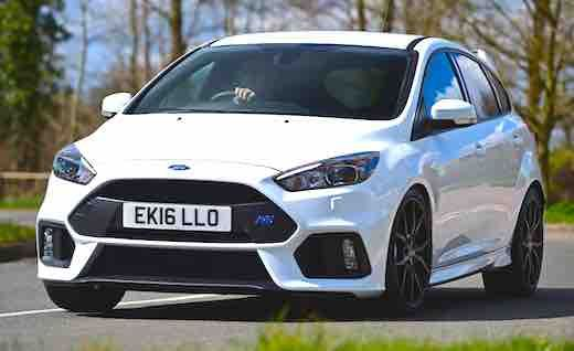 2018 Ford Focus Rs Uk 2018 Ford Focus Rs Price 2018 Ford Focus