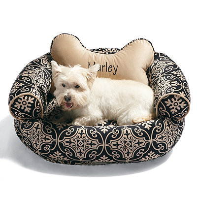 Ultraplush, this upscale pet couch offers unsurpassed