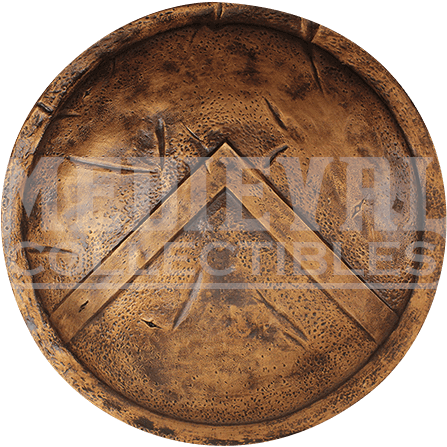 Replica Spartan Shield Np M S 300 From Medieval Armour Spartan Shield Medieval Armor Leather Armor