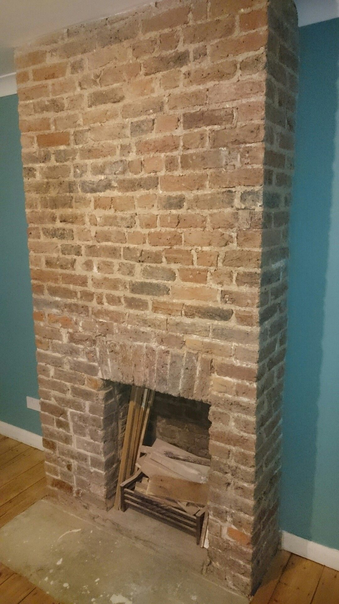 Exposed Brick 1850S Victorian Flush Joints