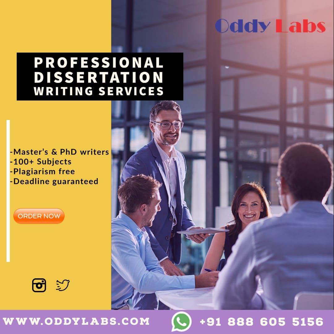 Professional Dissertation Writing Service Assignment Help Services