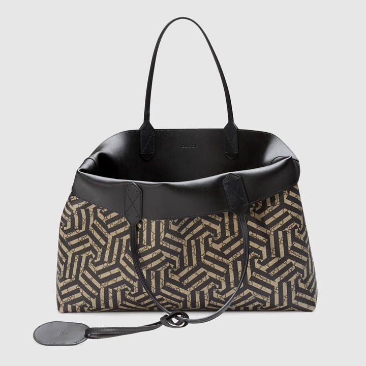 Gucci Women - Reversible GG Caleido leather tote - 368571CU8109769