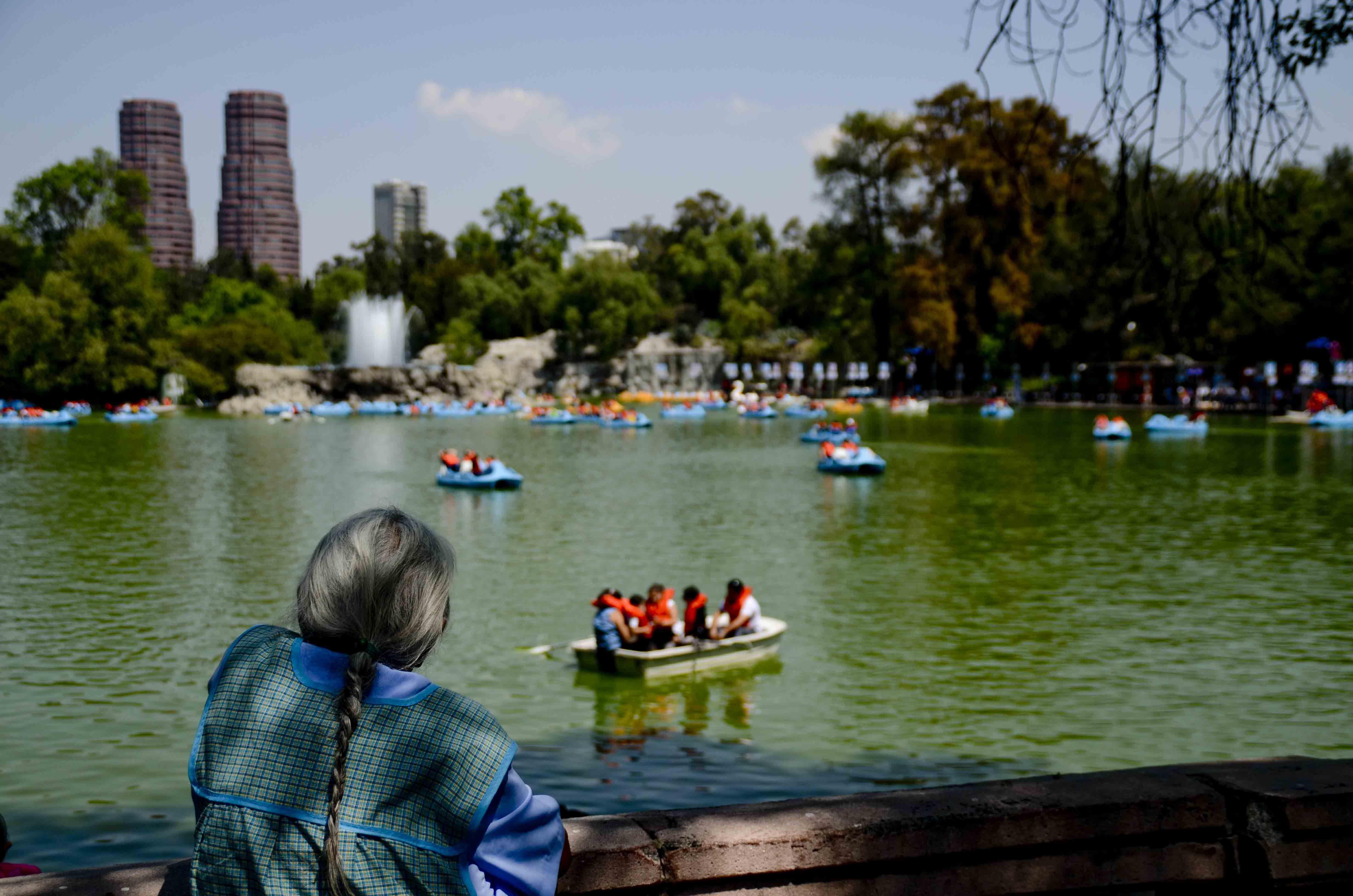 Parque Chapultepec, Mexico City, Mexico