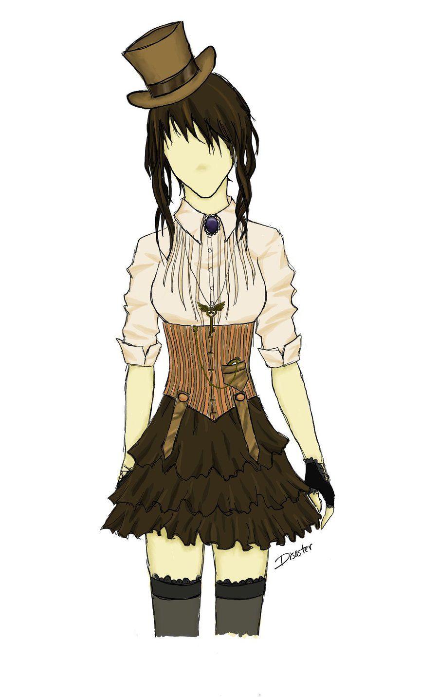 Steampunk Outfit Steampunk Clothing Victorian Steampunk Steampunk Dress