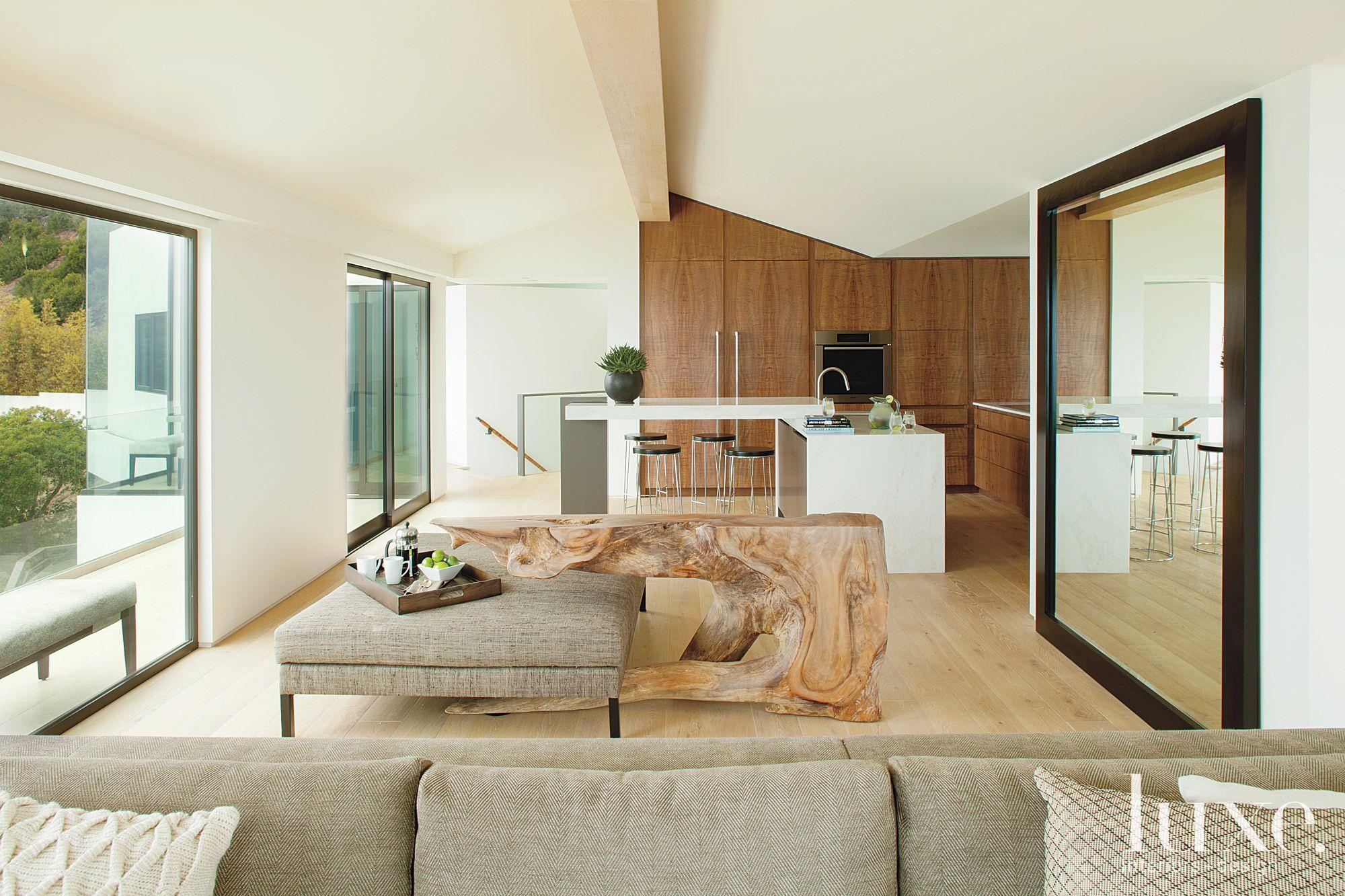 Bedroom interior roof honest strippeddown materialsuconcrete salvaged wood rammed