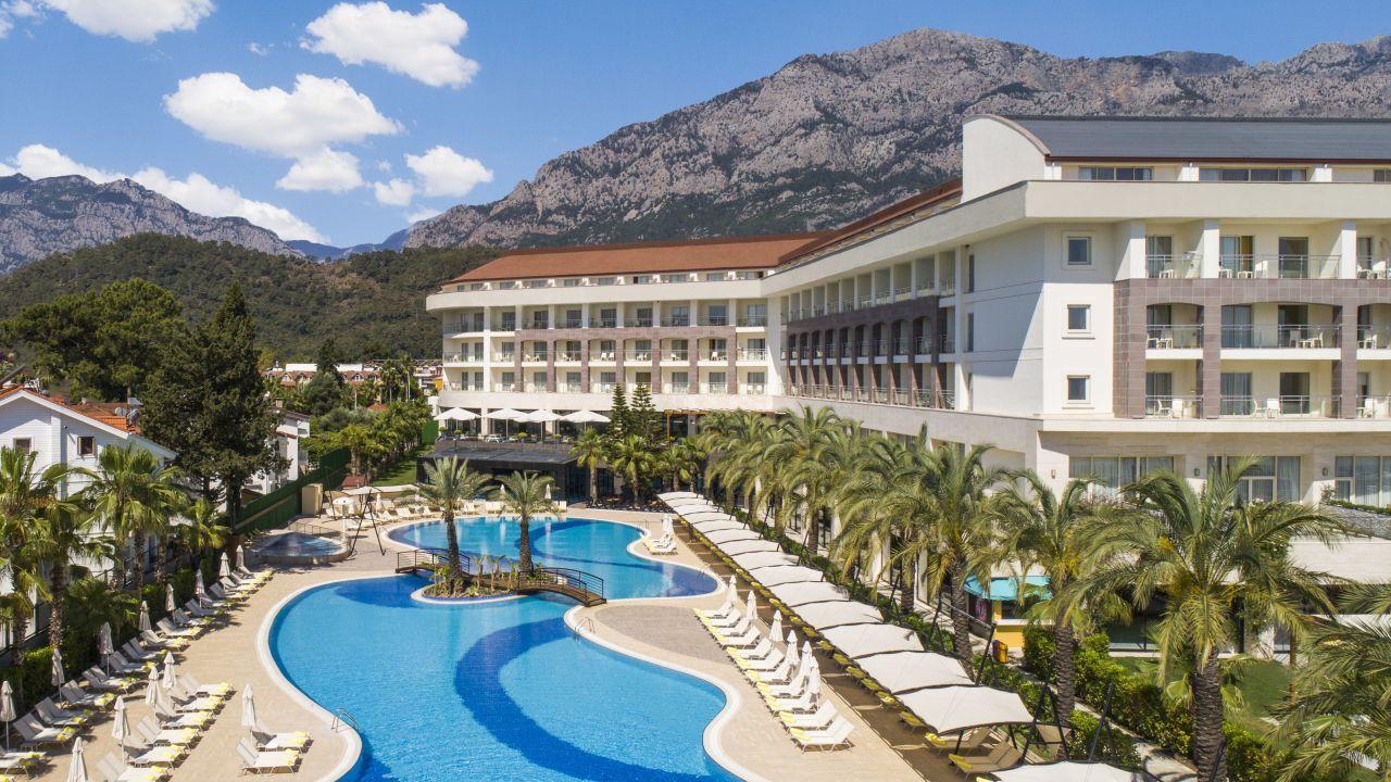 Sauce Hotel Kemer Holidaycheck Turkische Riviera Turkei