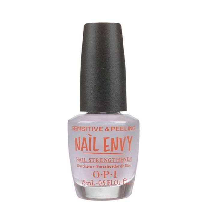 OPI Nail Envy (Nail Strengthener) Sensitive Peeling 0.5 FL OZ Style ...