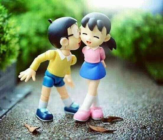 doraemon cartoon love photo,