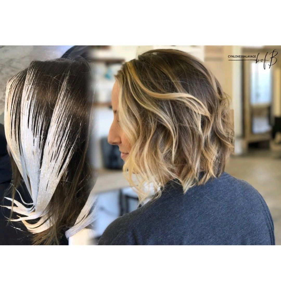 253 Curtidas 5 Comentarios Balayage Education Optimist Cynlovesbalayage No Instagram Thank You 1 Million Hair Techniques Hair Inspo Color Hair Painting