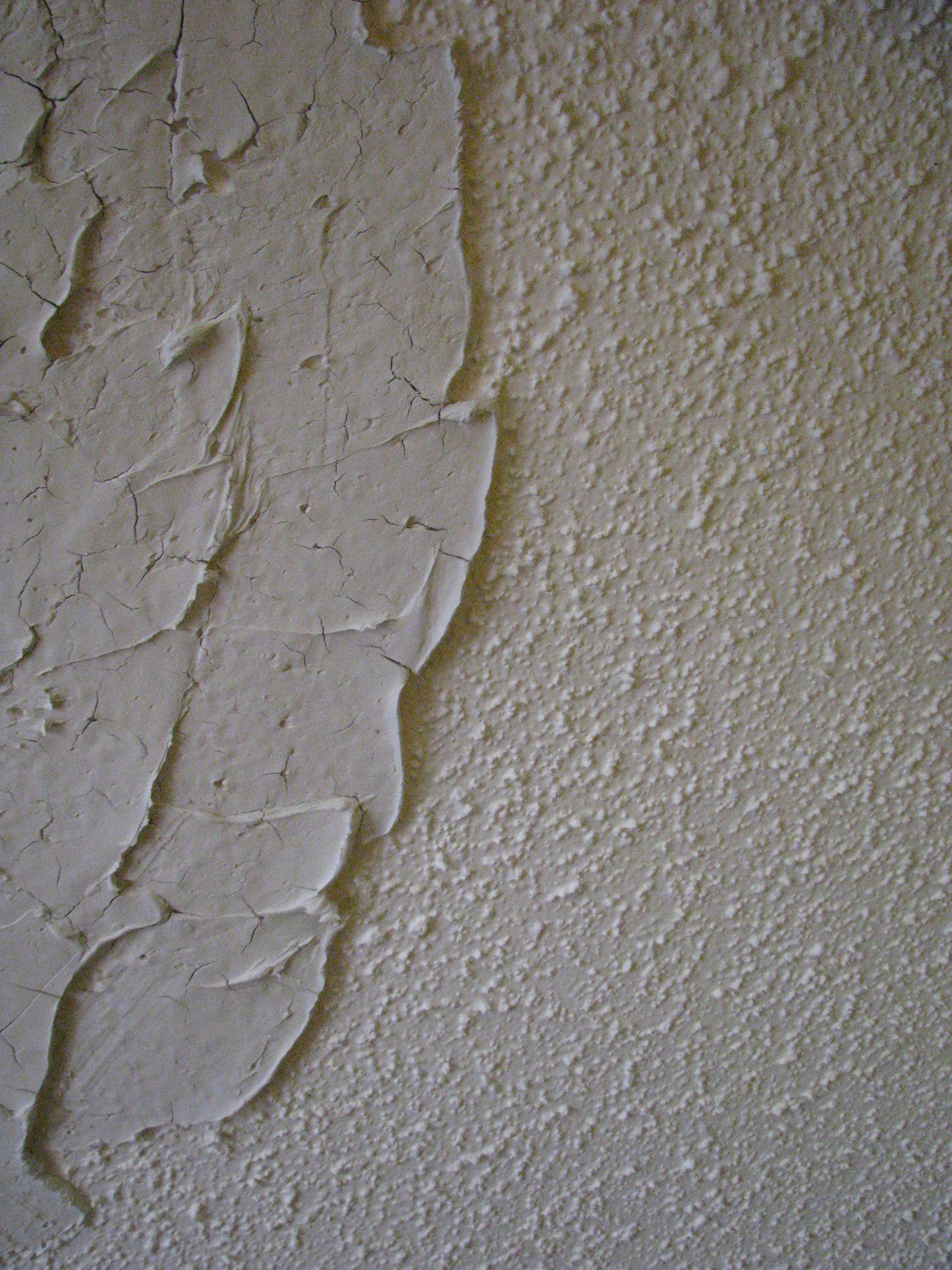 How To Cover A Popcorn Ceiling With Plaster Popcorn