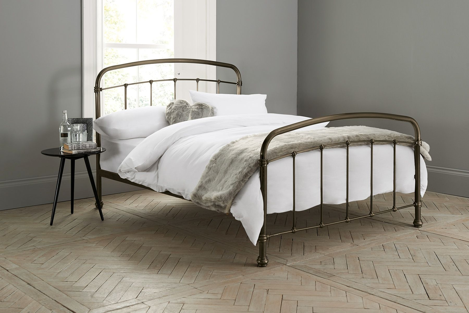 Master bedroom king bed Pin by Edward Hill on Beds  Pinterest  Bedrooms