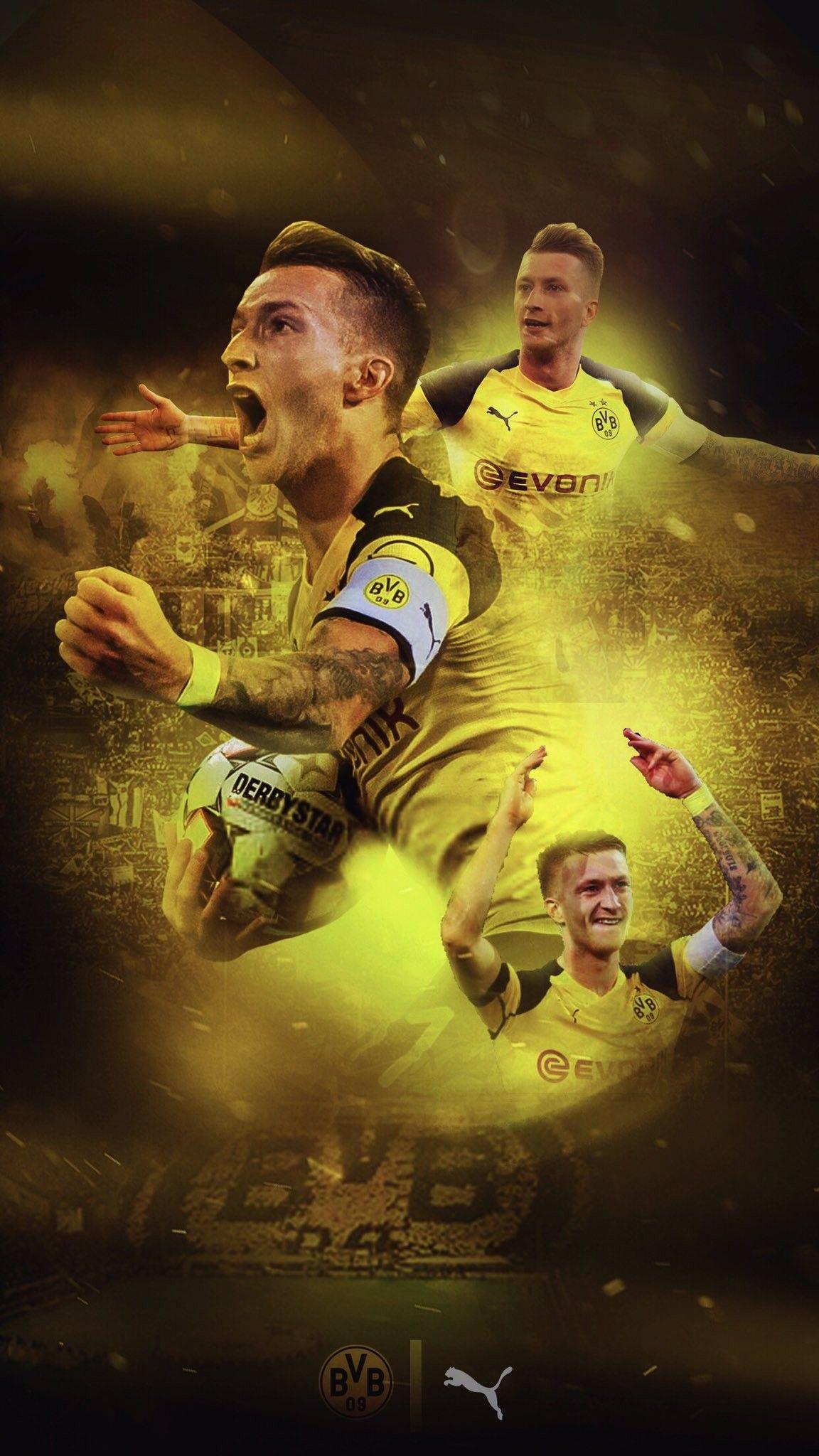 Pin En Fc Borussia Dortmund