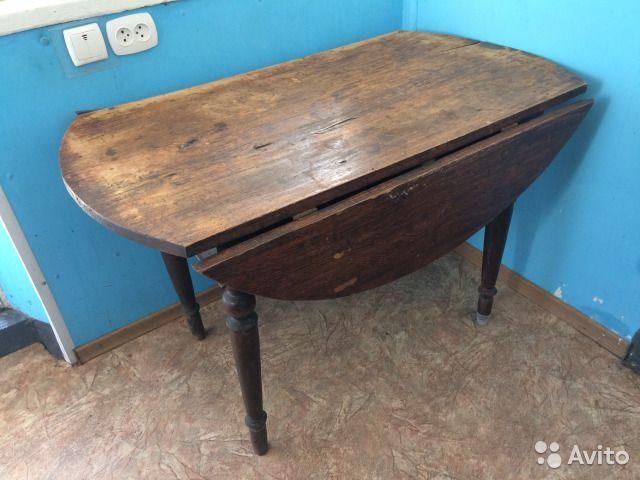 62a7c3886c6 Стол старинный купить в Республике Крым на Avito — Объявления на сайте Авито