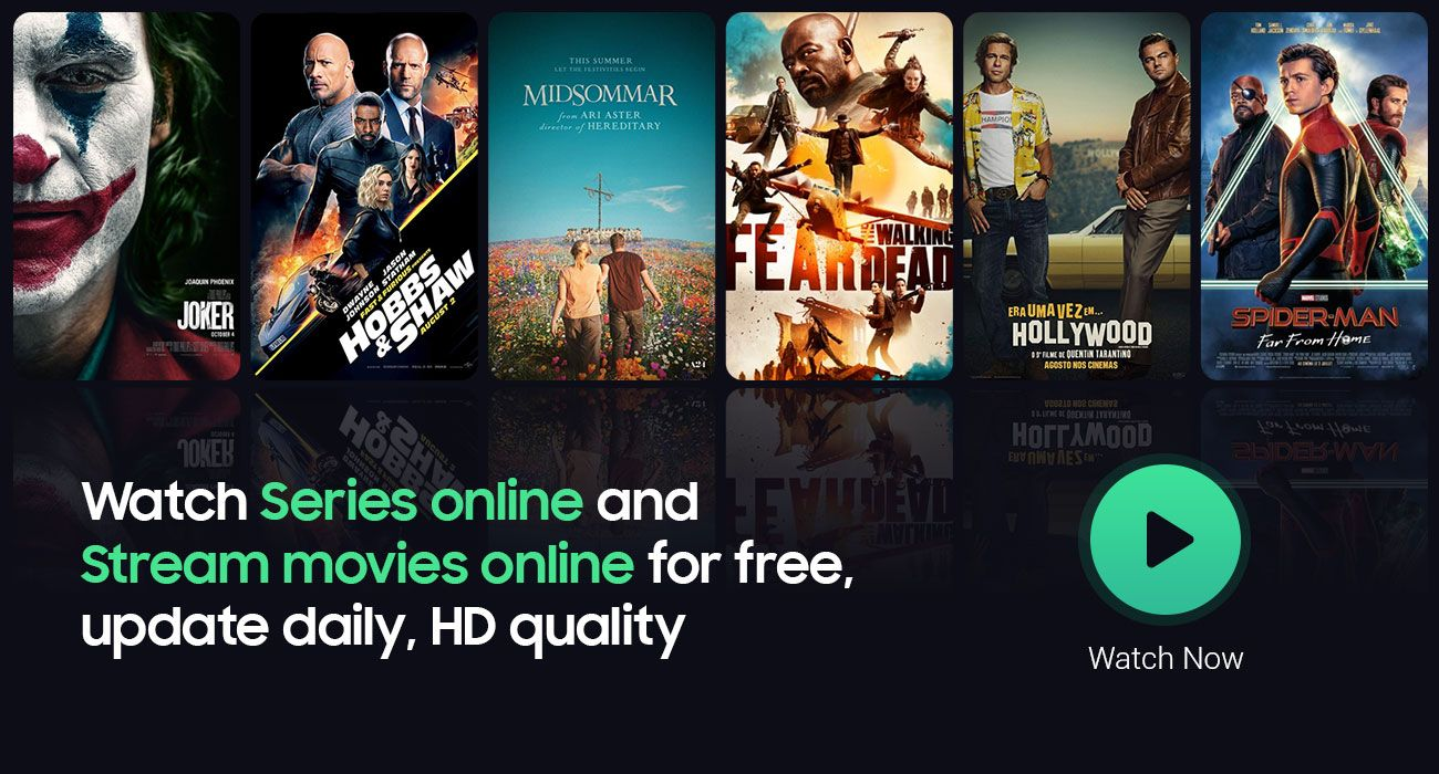 Full HD Movies online For Free with No Ads No signup No