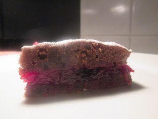 GLATZKOCHS WELT: Schokokuchen mit Cranberries - gebackenes Vorspiel