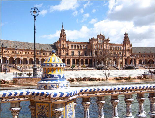 Mon week-end à #Séville, en #Andalousie http://www.actuweek.com/go/amazon-espagne.php