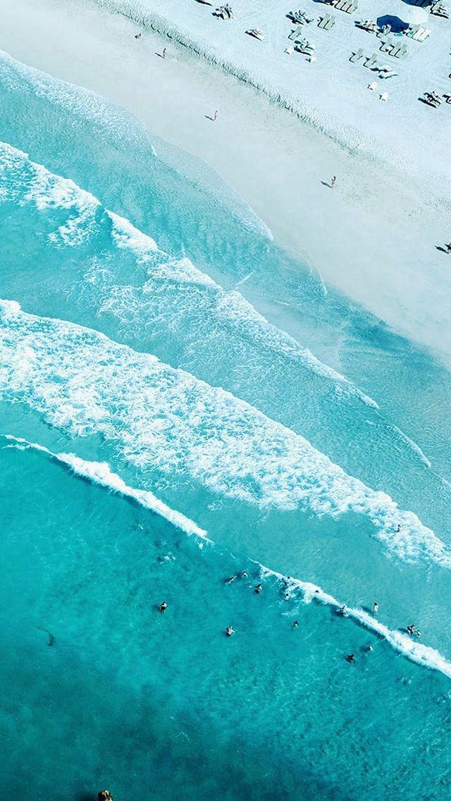 Vacation Ocean View Top Summer Green #iPhone #5s #wallpaper iPhone