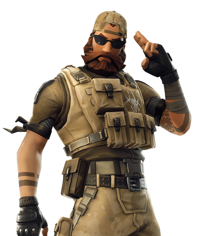 Soldier Royale Figurine Fortnite Pass Battle in 2020 ...