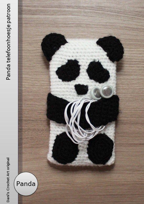 Dit Telefoonhoesje Van Deze Panda Is Een Echte Must Have Hij Is