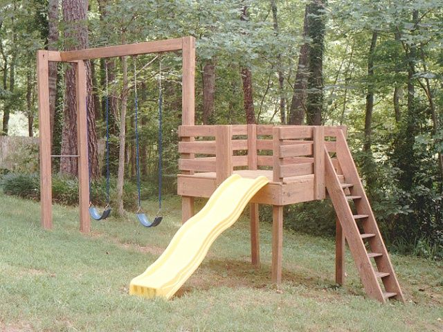 for Build your own wooden playset