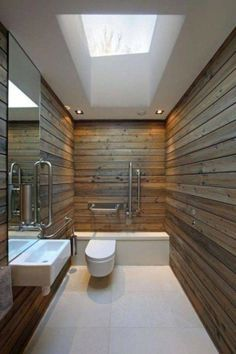 stylish disabled bathroom - Google Search                                                                                                                                                                                 More
