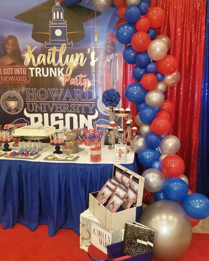 Trunk Party Graduation/End of School Party Ideas in 10  Trunk