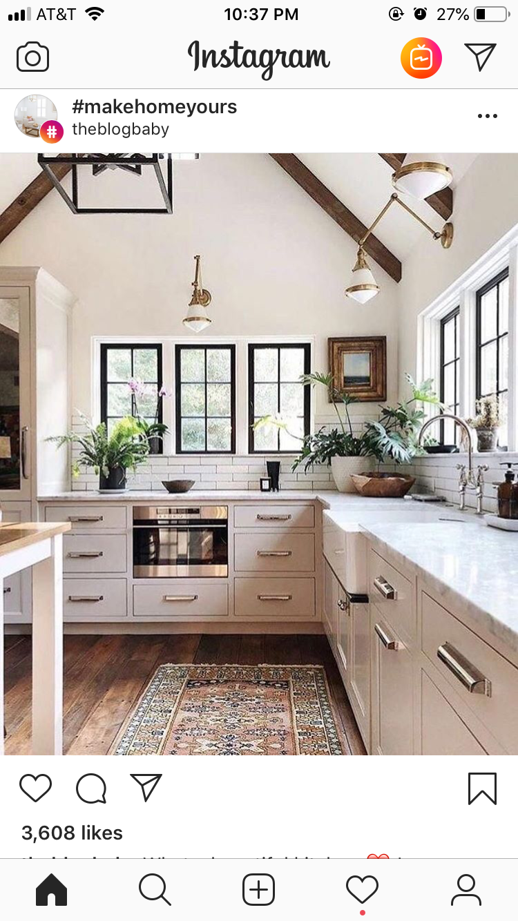 Pin by Jackie Geurink on Cook   Home kitchens, Home, Interior ...
