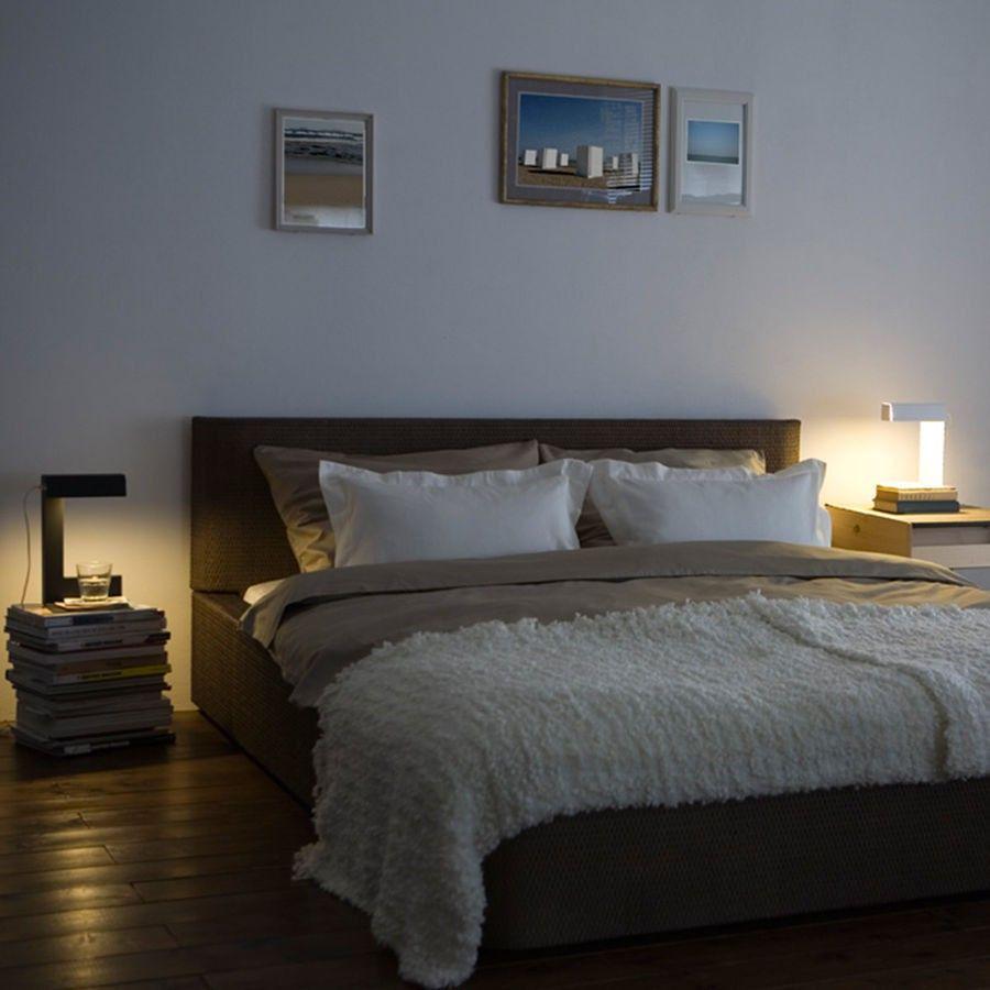 Bett An Der Wand Befestigen leseleuchte left or right links konstantin slawinski schöner