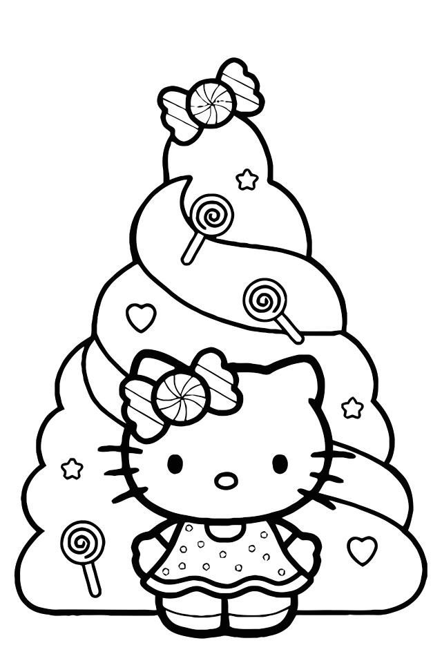 Pin By Leopard Hat On Sanrio Hello Kitty Coloring Hello Kitty Colouring Pages Kitty Coloring