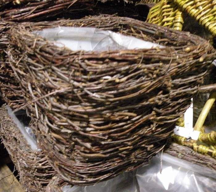 Oslonka Na Doniczke Z Galazek Grapevine Wreath Grape Vines Decor