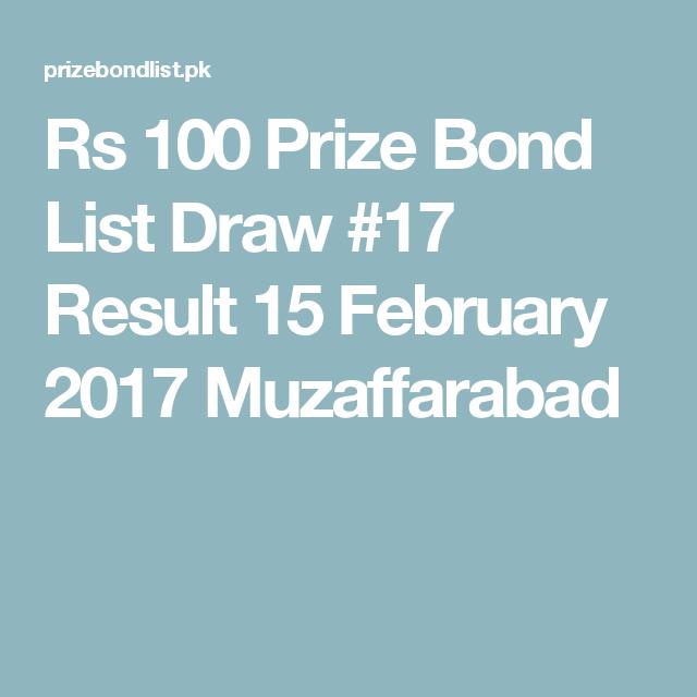 Summer biz prize bond result 15000
