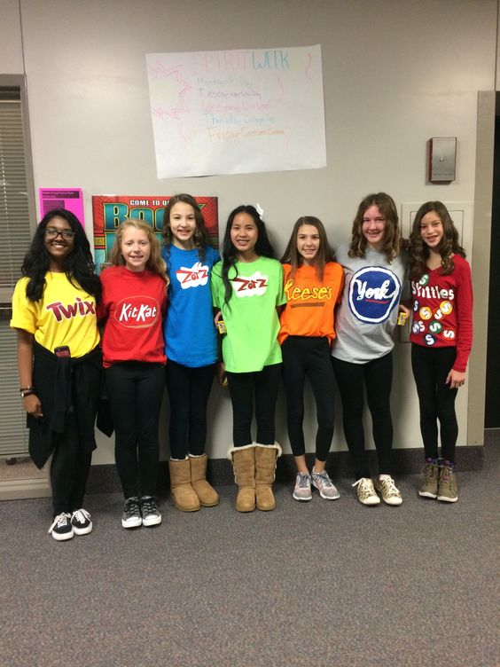 35 Cutest, Craziest & Coolest Group Halloween Costumes for your Girl Squad - Hike n Dip