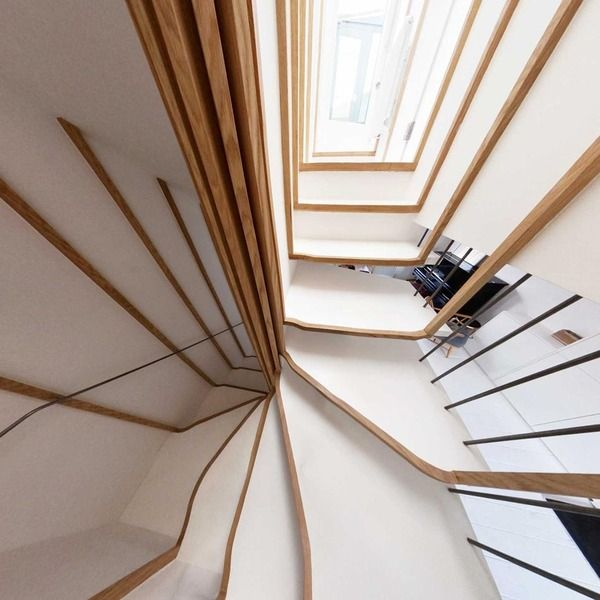 amazing morphing staircase by Alex Haw of Atmos Studio
