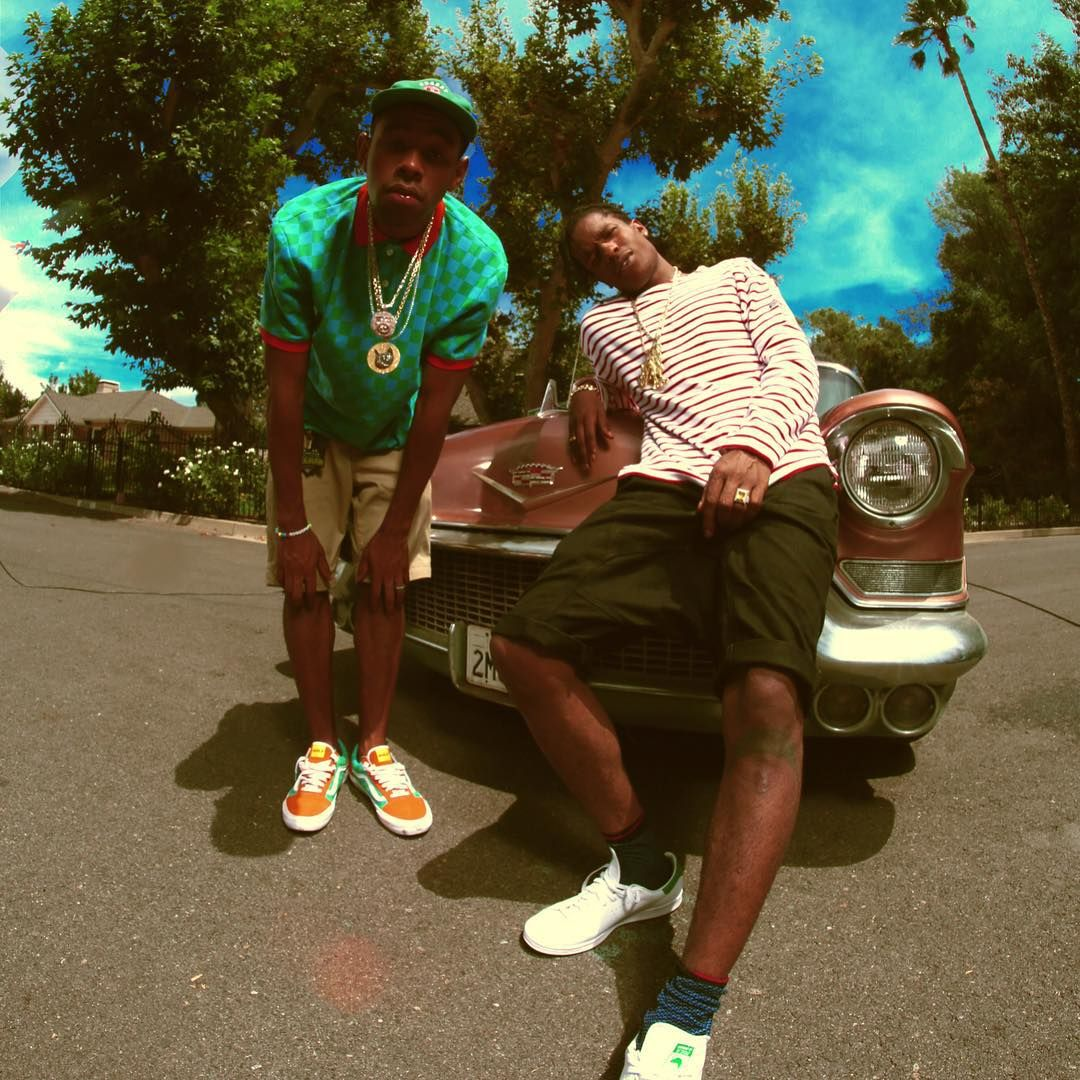 Tyler and Rocky (With images) Tyler the creator, Tyler
