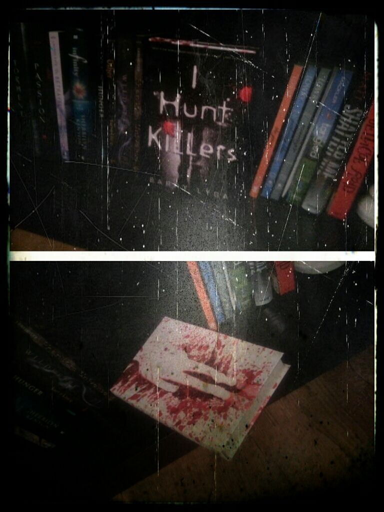 Smash reviews I Hunt Killers by Barry Lyga: I Hunt Killers will rock your world, in a morbid way. It definitely has gory scenes and is not for the squeamish. I was really impressed with the author's knowledge about the psychopathology of serial killers, and his ability to write those intricacies into his characters made this one hell of a good story...