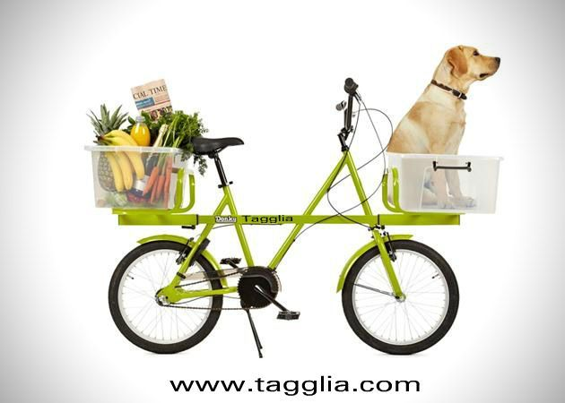 Grocery Shopping Cargo Bike Bicycle Bicycle Design