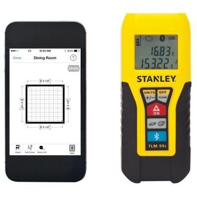 Stanley Bluetooth Laser Distance MeasurerSTHT77343
