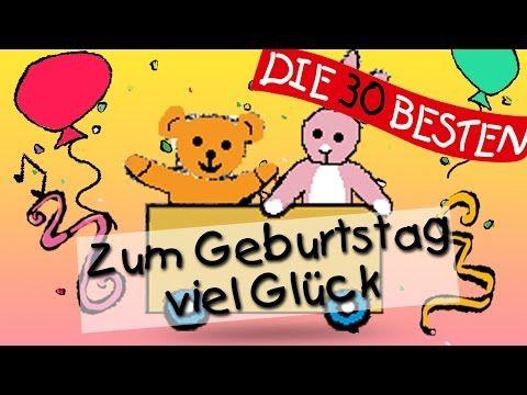 Zum Geburtstag Viel Glück Traditionelle Kinderlieder