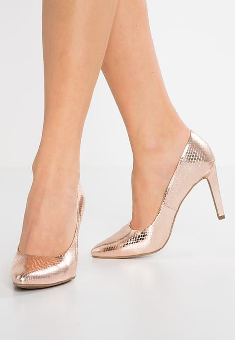 Marco Tozzi High Heel Pumps rose metallic für € 39,95